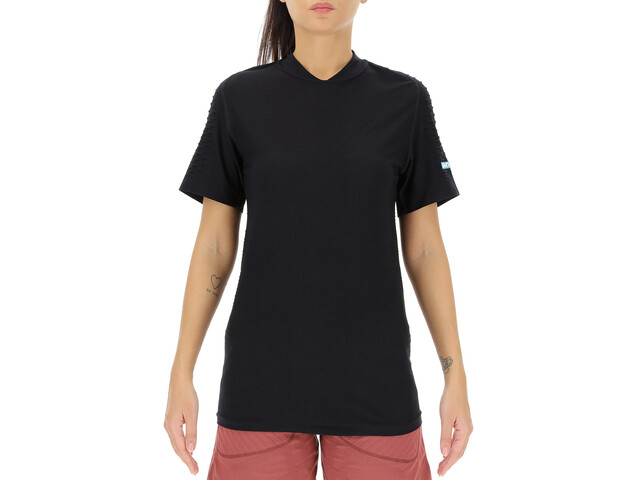 UYN City Shortleeves Running Shirt Women, blackboard